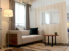 酒店照片: Innocondo Serviced Apartment Xiamen Centre - One Bedroom Suite