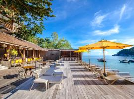 Hotel photo: Beach Club by Haadtien