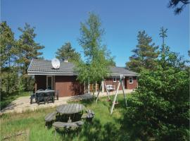Hotel Photo: Holiday home Blåbærstien Fjerritslev II
