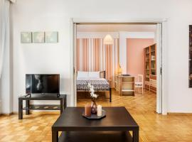 A picture of the hotel: Super Central Chic Apartment