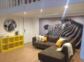 A picture of the hotel: Howling Zebra Apartment