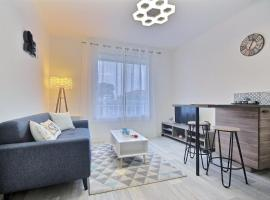 Hotel Foto: Charming 2 rooms near beach (150 m) in Marseille