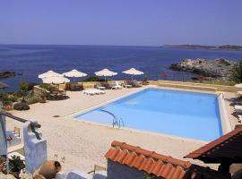 Giorgi's Blue Apartments Kalathas Greece