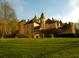 Hotel Photo: Chateau de Burnand