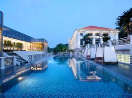 Hotel: Hotel Fort Canning