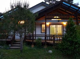 Hotel Photo: Shinnaneun Pension Family House