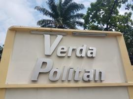 A picture of the hotel: Verda Politan