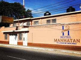 A picture of the hotel: Hotel Manhatan