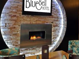 A picture of the hotel: The BlueBell Hotel