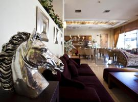 Crystal City Hotel Athens Greece