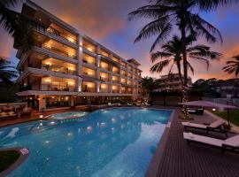 Golden Tulip Goa Candolim India