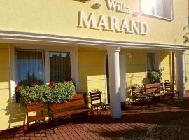 A picture of the hotel: Willa Marand