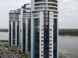 A picture of the hotel: Apartments Prirechnaya 5