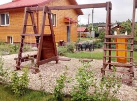 Hotel Photo: Agroecousadba Tarusichi