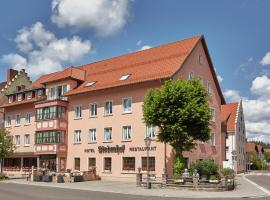 Hotel photo: Hotel Restaurant Lindenhof