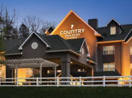 Hotel photo: Country Inn & Suites by Radisson, Chattanooga-Lookout Mountain
