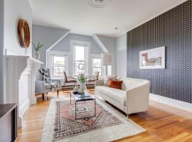 Hotel photo: One-Bedroom on Newbury Street Apt 41