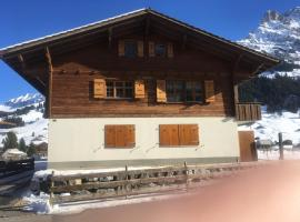 Hotel photo: Chalet Schranz