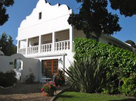 Malvern Manor Country Guest House George South Africa