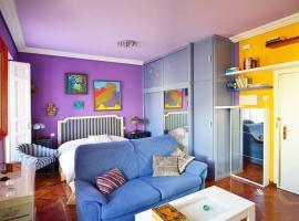 호텔 사진: Apartment-Studio Just in Plaza de Chueca
