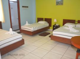 A picture of the hotel: Amazonia Hotel