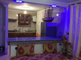 Hotel photo: Apartment Corniche Ksar Sgher