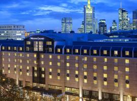 Hotel near Frankfurt am Main: The Westin Grand Frankfurt