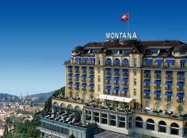 Hotel Photo: Art Deco Hotel Montana