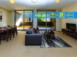 Hotel photo: Perfectly Located Apartment Close to CBD and Airport