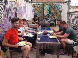 Hotel Photo: Backpackers Grapevine Hostel