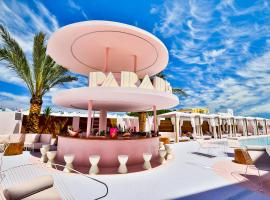 Hotel photo: Paradiso Ibiza Art Hotel