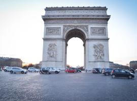 A picture of the hotel: Champs Elysées Arc de Triomphe Apartment