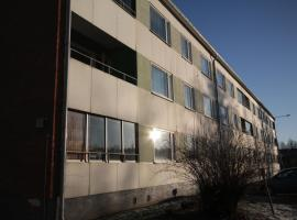 Hotel photo: Studio apartment in Loviisa, Pohjoinen tullitie 1