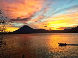 Hotel kuvat: Atitlan Sunset Lodge