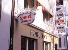 Hotel Union Dortmund Germany