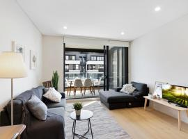 Hotel photo: Brand new apartment in quiet suburb close to city