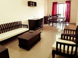 Hotel foto: StayEden - Premium Fully Furnished 2BHK@Kalani Nagar