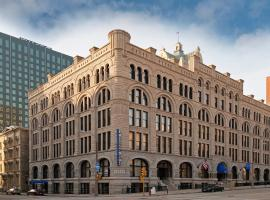 Hotel photo: Hilton Garden Inn Milwaukee Downtown