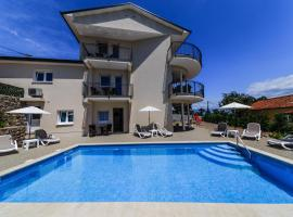 Hotel Photo: Villa two Angels with swimming pool, Ika - Opatija