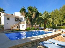 Hotel photo: Villa Pinosol Javea