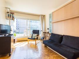 Hotel photo: Bright studio of 29m2 close to Père Lachaise