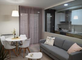 A picture of the hotel: Precioso apartamento en la Plaza del Pilar