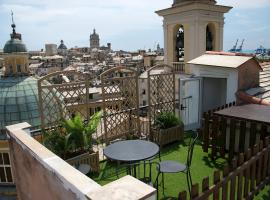Hotel photo: Sky On The Roofs - Il Cielo Sui Tetti