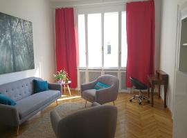 A picture of the hotel: New renovated Jugendstil Appartement