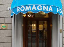 Hotel Romagna Florence Italy