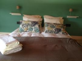 Hotel Photo: Suite beach looking at Lekeitio