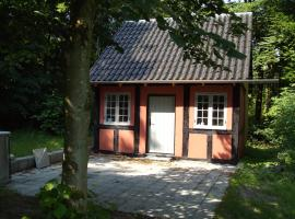 Hotel photo: Skovvej Bed & Breakfast House 2