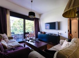 Hotel photo: Luxury city one bedroom apartment