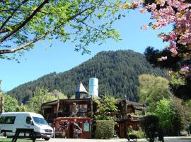 Hotel photo: Queenstown Holiday Park & Motels Creeksyde