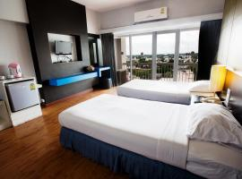 Hotel Photo: Pailyn Hotel Phitsanulok